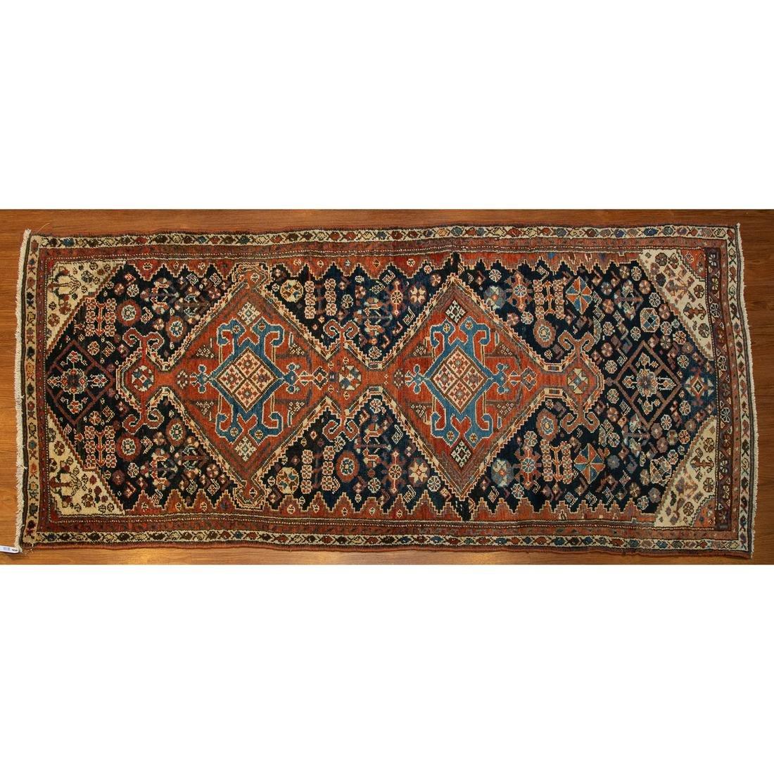 Semi-Antique Bakhtiari, 6.8 x 4.3
