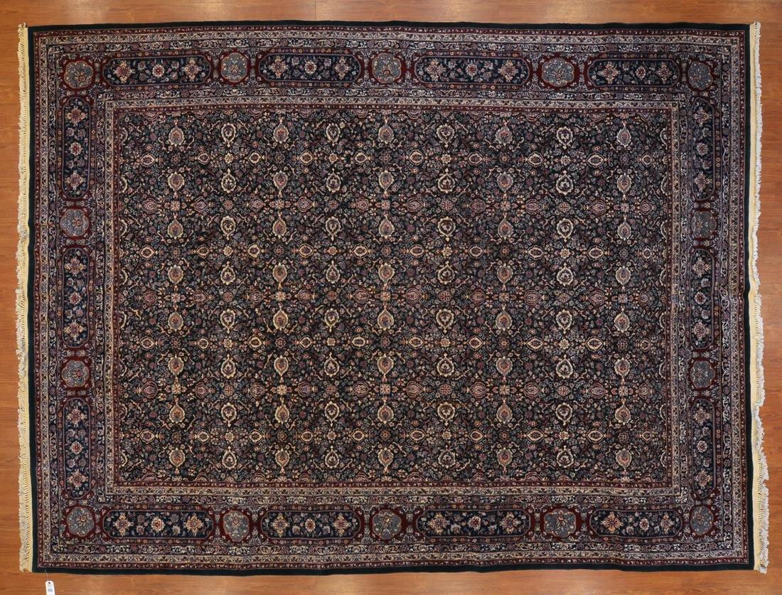 Fine Sino Meshed Carpet, 9 x 12