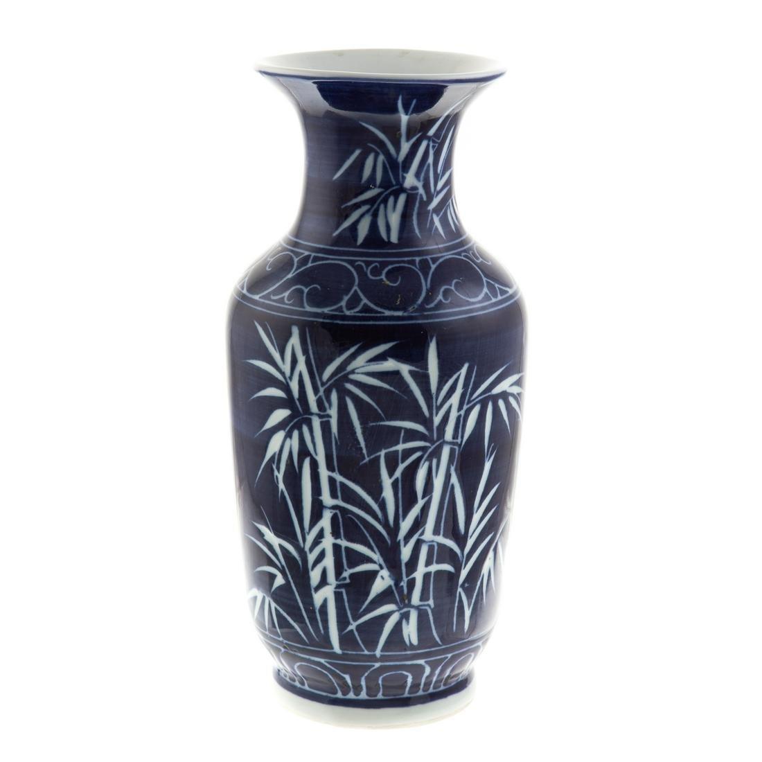 Japanese Arita Porcelain Vase