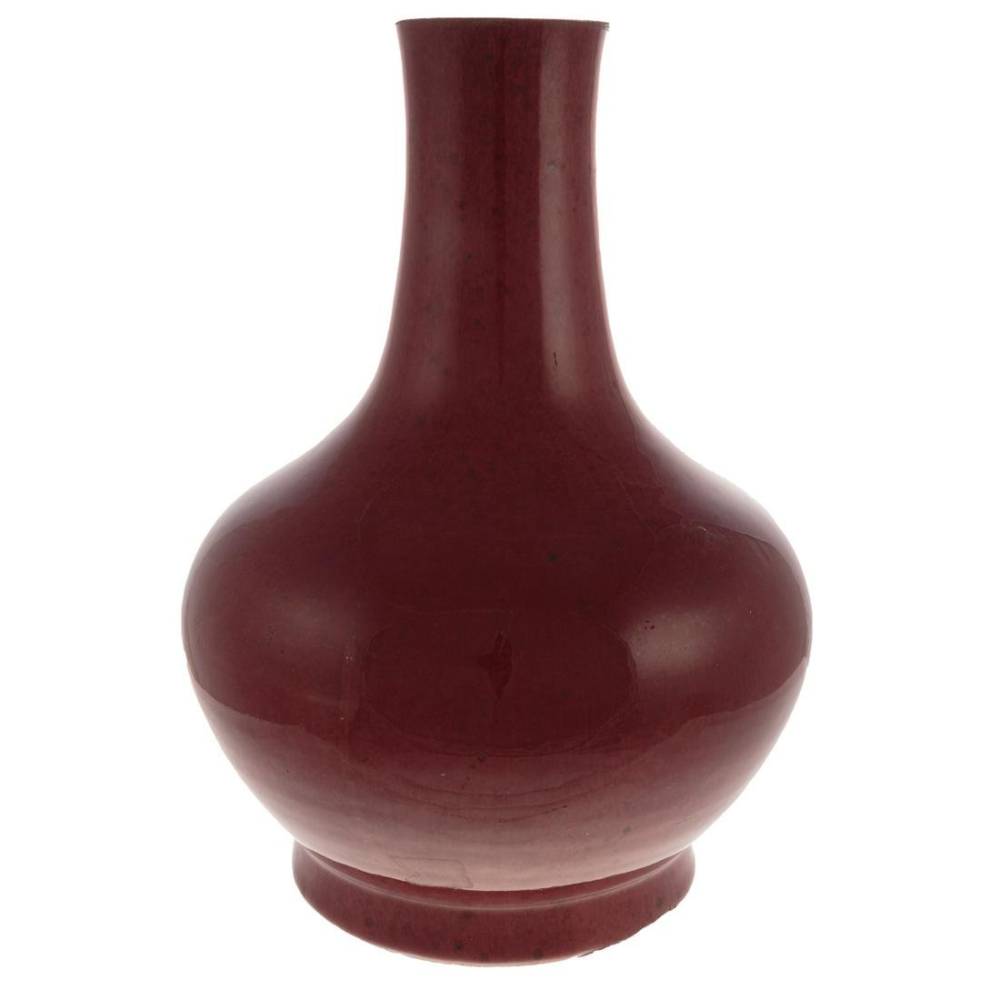 Chinese Song- De-Boeuf Vase
