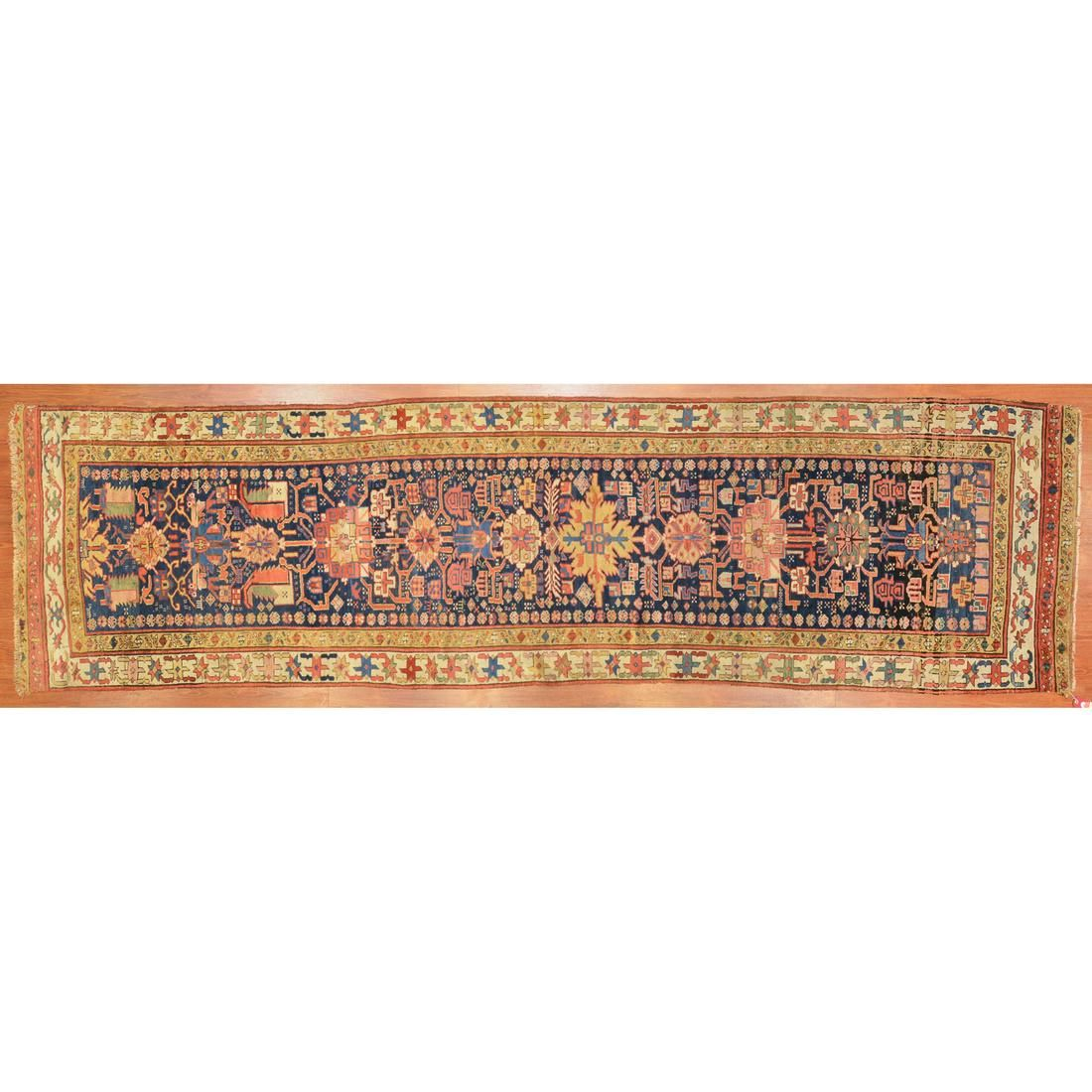 Semi-Antique Northwest Runner, Persia, 3.5 x 12.8