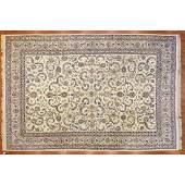 Indo Kashan Carpet India 97 x 143