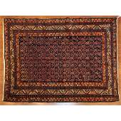 SemiAntique Malayer Rug Persia 5 x 63