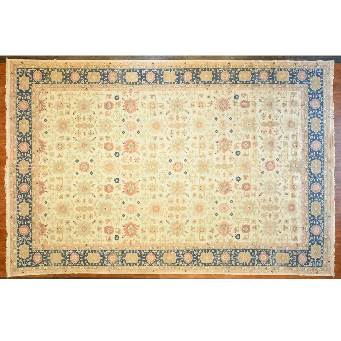 Soumak Carpet, Persia, 12 x 18