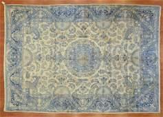 Semi-Antique Kerman Carpet, Persia, 9.8 x 13.10