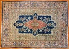 Antique Lavar Kerman Carpet, Persia, 8.9 x 12.3