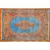 Kerman Carpet, Persia, 8.5 x 12.7