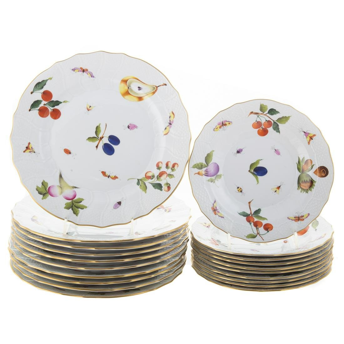 Herend /'Market Garden/' Double Egg Cup