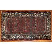 Semi-Antique Hamadan Rug, Persia, 3.3 x 5.1