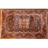 SemiAntique Sarouk Rug Persia 44 x 66