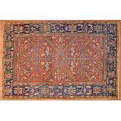 Semi-Antique Heriz Rug, Persia, 6.5 x 10