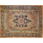 Antique Serapi Carpet, Persia, 10.6 x 14