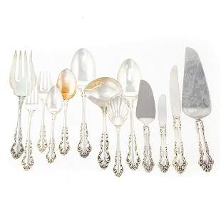 "Reed & Barton Sterling ""Spanish Baroque"" Flatware"