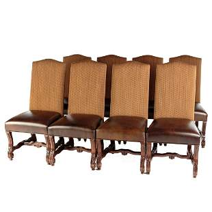 Eight Design Master French Style Side Chairs