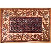 Antique Malayer Rug, Persia, 4.3 x 6.3