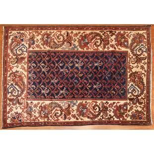 Antique Malayer Rug, Persia, 4.3 x 6.3