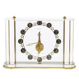 Jaeger-LeCoultre Lucite Desk Clock