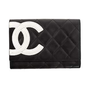 A Chanel Ligne Cambon Wallet