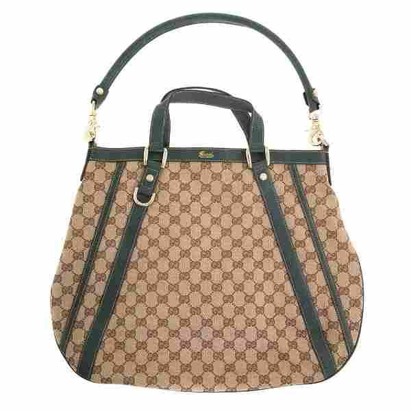 A Gucci Abbey 2-Way Hobo