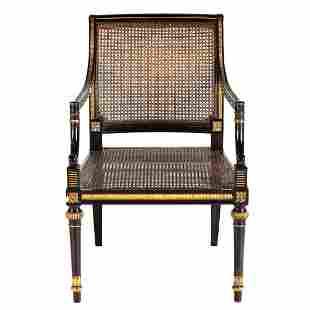 Baker American Classical Arm Chair
