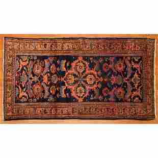 Antique Malayer Rug, Persia, 3.9 x 6.8