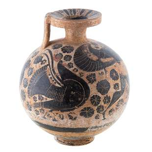 Ancient Greek Aryballos