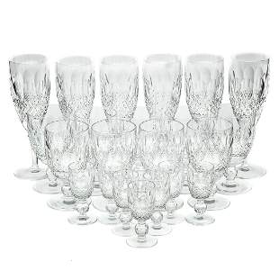 23 Waterford Crystal Colleen Crystal Stems