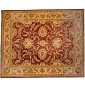 Indo Agra Carpet, India, 12 x 15