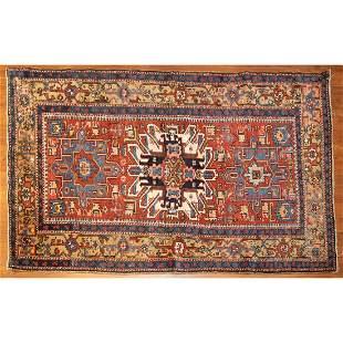 Antique Karaja Rug, Persia, 4.4 x 7.2