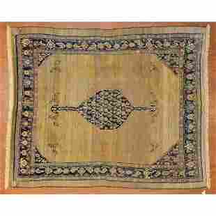 Antique Bakshaish Rug, Persia, 7.10 x 9.3