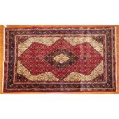 Sarouk Rug, Persia, 4.4 x 6.11