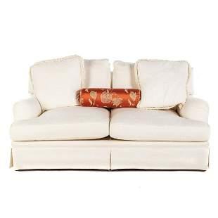 Baker Contemporary Upholstered Sofa