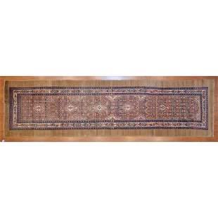 Antique Serab Runner, Persia, 3.10 x 14