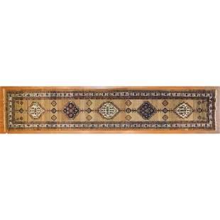 Antique Serab Runner, Persia, 3.6 x 18
