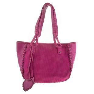 A Christian Dior Oblique Hobo Bag