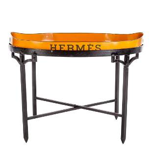 Hermes Tray Top Coffee Table