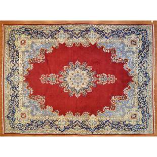 Kerman Carpet, Persia, 10 x 13.6
