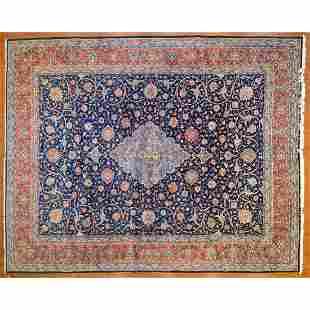 Sarouk Carpet, Persia, 10 x 12.7