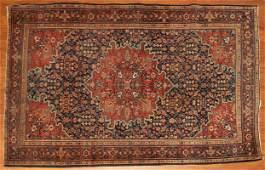 Antique Feraghan Sarouk Rug, Persia. 4.5 x 6.7