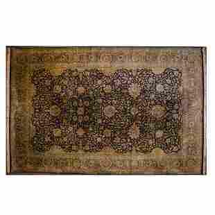 Indo Agra Carpet, Persia, 11.11 x 18.4