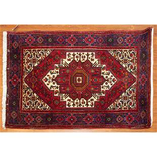 Gholtog Rug, Persia, 3.5 x 5