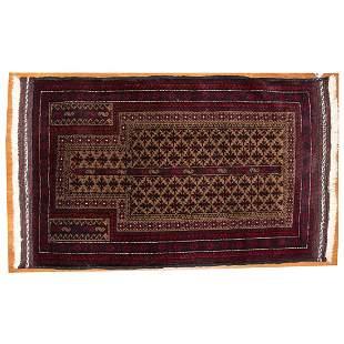 Balouch Rug, Persia, 3 x 4.6