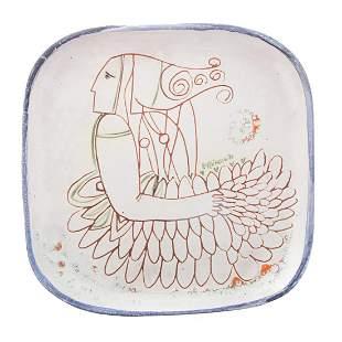 Susana Espinosa. Figurative Mid-Century Ceramic