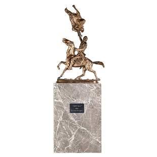 After Remington, Silver Buffalo Signal Bronze