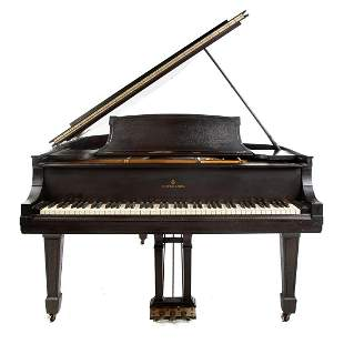 Steinway & Son Baby Grand Piano Model O