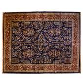 Indo Agra Carpet, India, 12 x 15.2