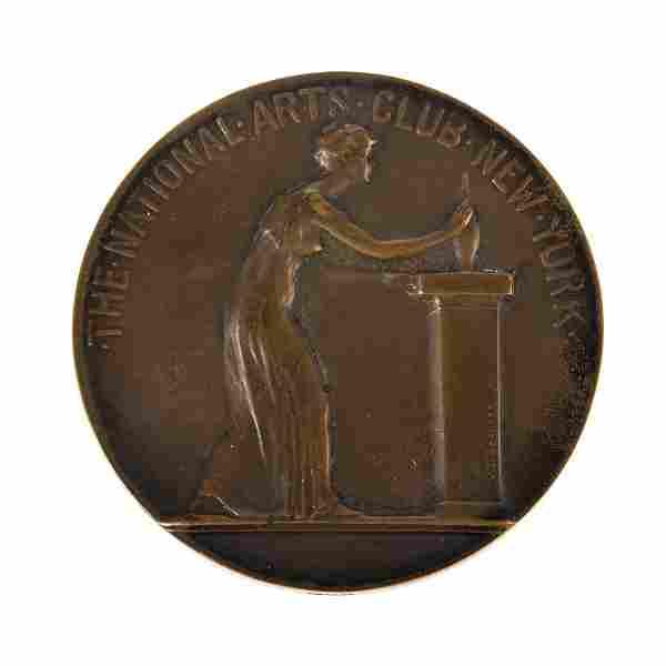 National Arts Club of New York, Medal of Merit