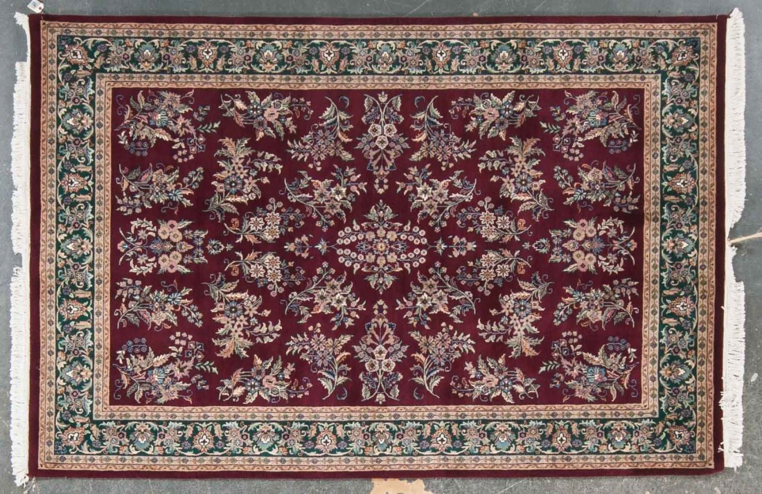 Jaipur rug, approx. 6 x 9
