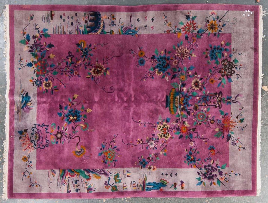 Nichols Chinese carpet, approx. 8.10 x 11.6