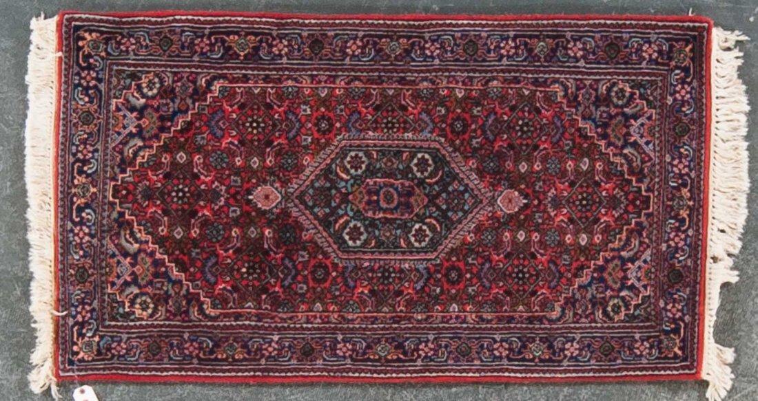 Indo-Bijar rug, approx. 2.6 x 4.6